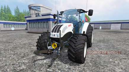 Steyr Multi 4115 colours pour Farming Simulator 2015