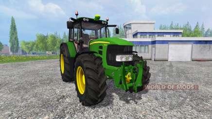John Deere 7430 Premium full für Farming Simulator 2015