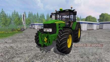John Deere 7430 Premium v1.1 für Farming Simulator 2015