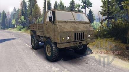 TAM-110 für Spin Tires