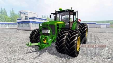 John Deere 6930 Premium [washable] pour Farming Simulator 2015