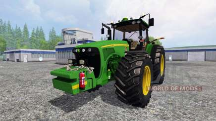 John Deere 8520 v3.1 für Farming Simulator 2015