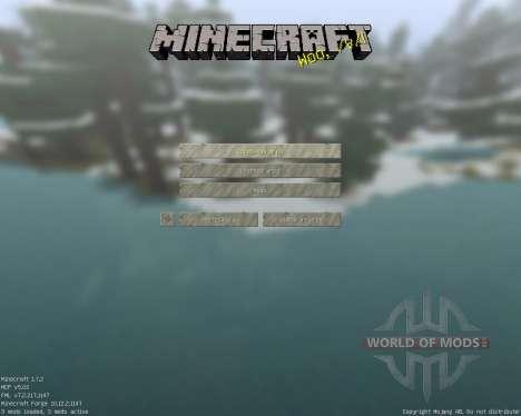 Island [32x][1.7.2] pour Minecraft
