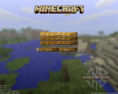 MojoKraft [256x][1.7.2] für Minecraft