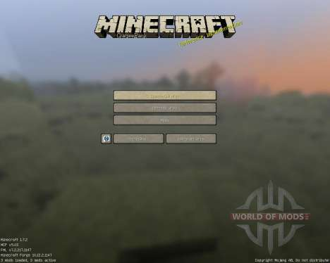 Craftee Pack [16x][1.7.2] pour Minecraft