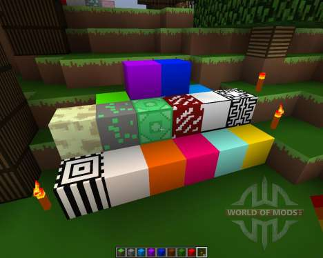 Smooth Resource Pack 2.0 [16x][1.7.2] pour Minecraft