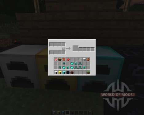 More Furnaces [1.6.2] pour Minecraft