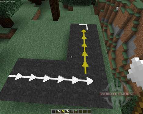 RoadWorks [1.7.2] pour Minecraft