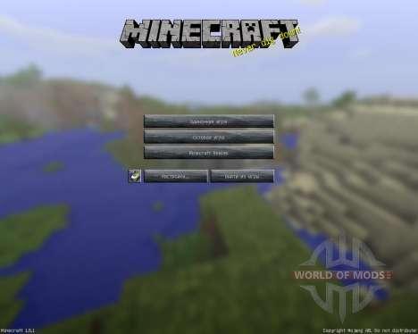 Cyberghostdes [64х][1.8.1] für Minecraft
