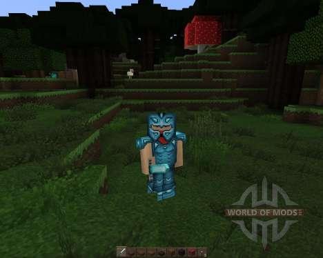 OzoCraft [32x][1.7.2] für Minecraft