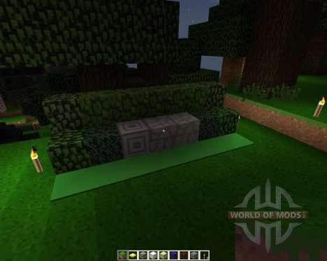 Flat Craft [32x][1.7.2] für Minecraft