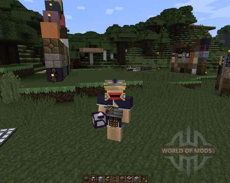 Romecraft [16x][1.7.2] pour Minecraft