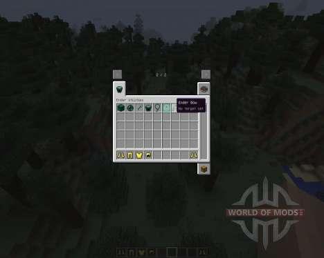 Ender Utilities [1.7.2] für Minecraft