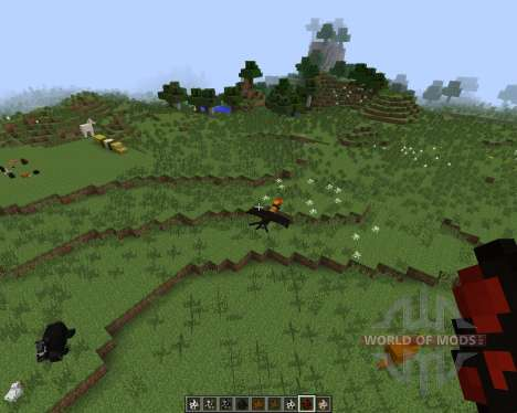 Project Zulu [1.7.2] pour Minecraft