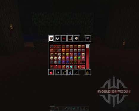 HellCraft [32x][1.7.2] für Minecraft