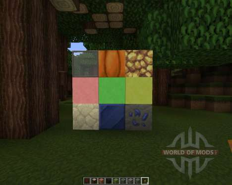 Equanimity [32x][1.8.1] pour Minecraft