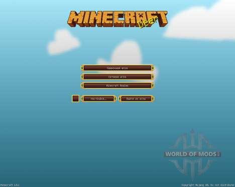 Bluebird [16x][1.8.1] pour Minecraft