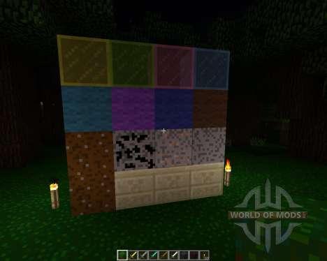 ZaNy CrAfT [16x][1.7.2] pour Minecraft