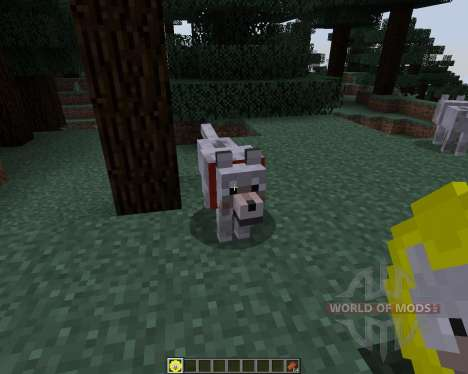 Doggy Talents [1.7.2] pour Minecraft