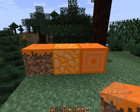 Amberoguia [1.7.2] pour Minecraft