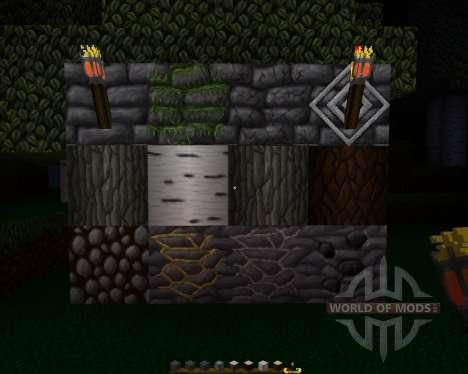 Samohjt [64x][1.7.2] für Minecraft