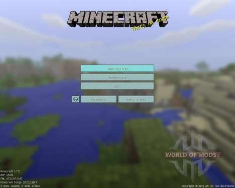 Lucidic [16x][1.7.2] für Minecraft