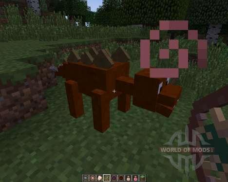 Animal Bikes [1.7.2] pour Minecraft