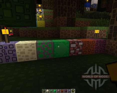 Rectangular Pack [64x][1.7.2] für Minecraft