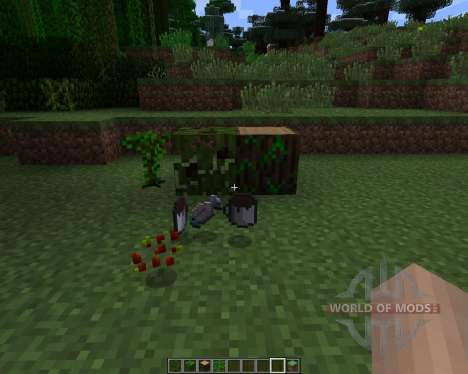 CocoaCraft [1.6.2] pour Minecraft