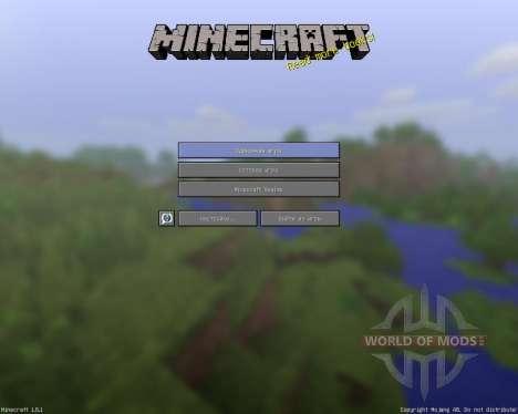 Simplefinite [16x][1.8.1] für Minecraft