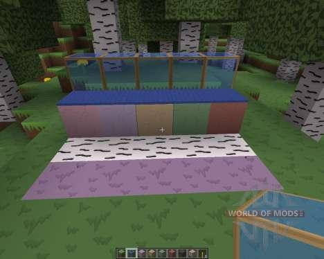 Crips [128x][1.7.2] für Minecraft