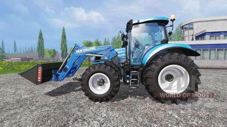 New Holland T6.160 SC für Farming Simulator 2015