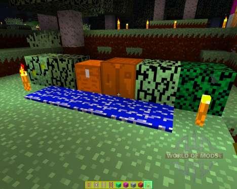 SES-8-BIT-Texturen [16х][1.8.1] für Minecraft