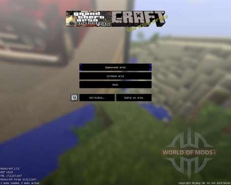 Gta San Pack [64x][1.7.2] für Minecraft