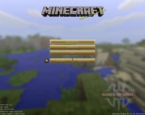 Runescape Minecraft TexturePack [32x][1.7.2] für Minecraft
