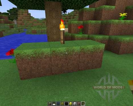 ZHD [64x][1.7.2] pour Minecraft