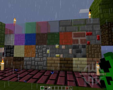 CrunchieFireWork [16x][1.7.2] pour Minecraft