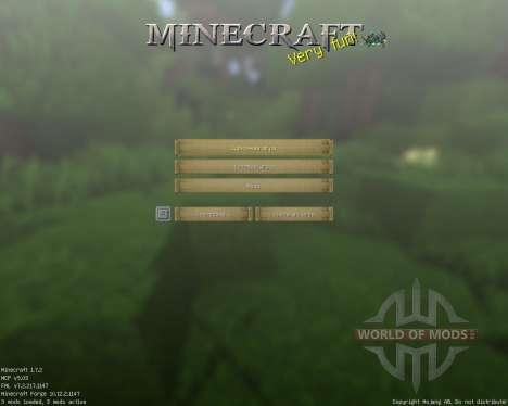 Arestians Dawn [64x][1.7.2] für Minecraft
