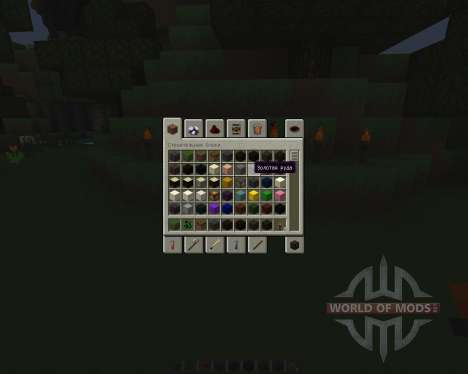 Graphical Overload [16x][1.7.2] pour Minecraft