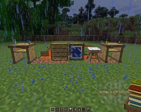 BiblioCraft [1.6.2] pour Minecraft