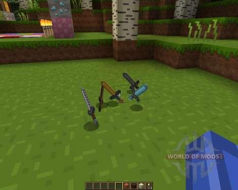 Mad Pixel [16х][1.8.1] für Minecraft