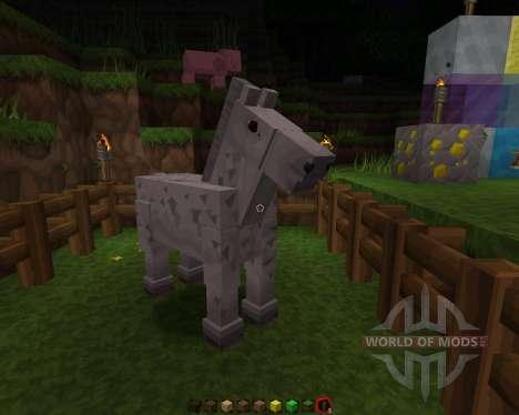 Sphax PureBDCraft [128x][1.8.1] für Minecraft