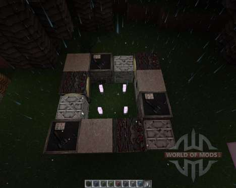 Cyberghostdes Scifantasy Pack [256x][1.7.2] pour Minecraft