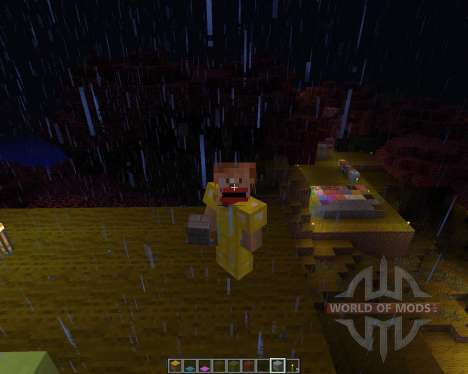 Thanks Givin Pack [16x][1.7.2] für Minecraft