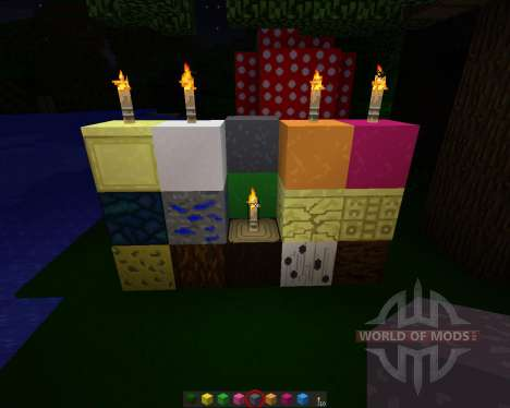 Deca Pack [32x][1.7.2] pour Minecraft
