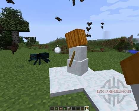 Craftable Animals [1.7.2] für Minecraft