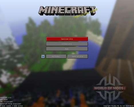 AsWa Pack [16x][1.7.2] für Minecraft