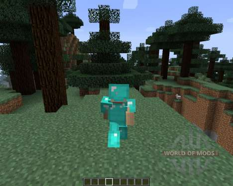 Mo Bends [1.7.2] pour Minecraft