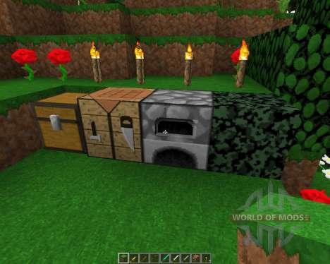 The Aether 2 Faithful Pack [64x][1.8.1] für Minecraft