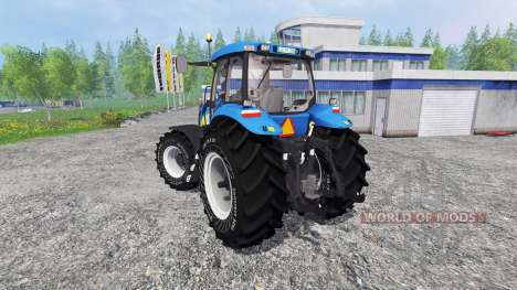 New Holland T8040 v4.1 pour Farming Simulator 2015
